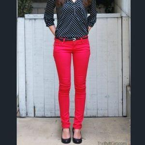 J.Crew Matchstick Jean in Garment-Dyed Denim